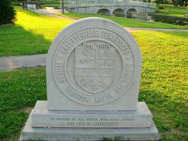 Fayetteville Town Logo