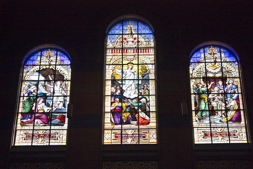 Trinity Church Stained Glass 1