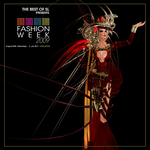 BOSL Fashion Week teasers - Violator