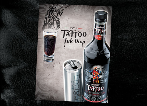 Captain Morgan's Tattoo - Tattoo