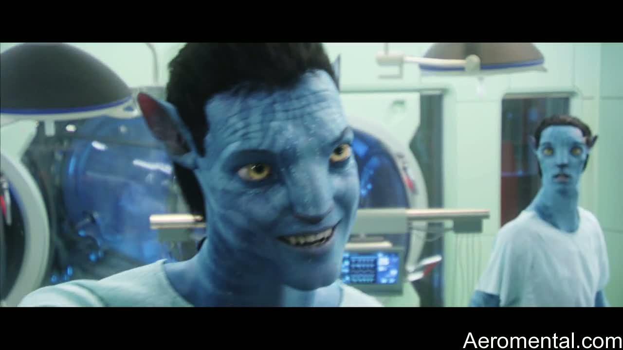 película Avatar Navi Jake