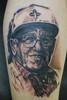 Grandfather memorial tattoo