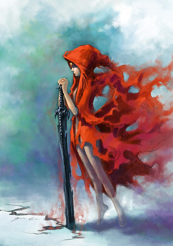 13-Little_Red_Riding_Hood__COLOR__by_JerryCai
