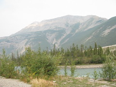 Toad River west of Toad River lodge, British Columbia (Arthur Chapman) Tags: canada britishcolumbia alaskahighway toadriver geo:country=canada geocode:method=googleearth geocode:accuracy=5000meters