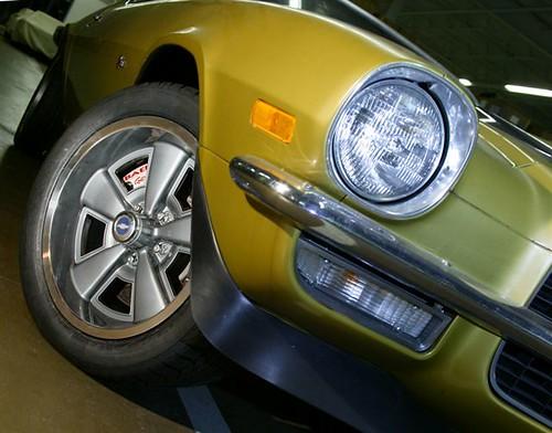 New 17x9 Year One 5 Spoke Rally Wheels (Z28 Wheels) and soon