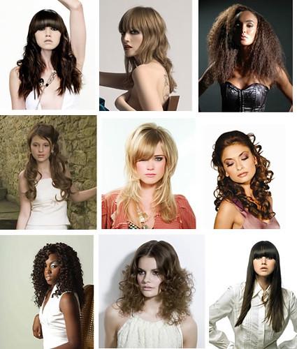 cortes cabelos longos