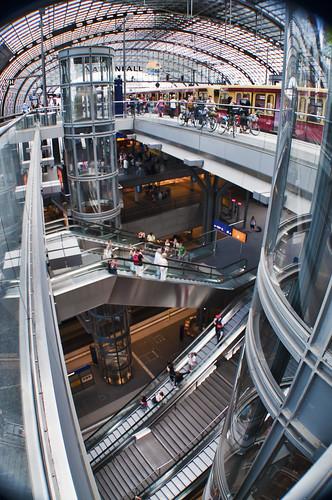 Berlin Neuer Hauptbahnhof