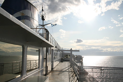Überfahrt zu Vancouver Island