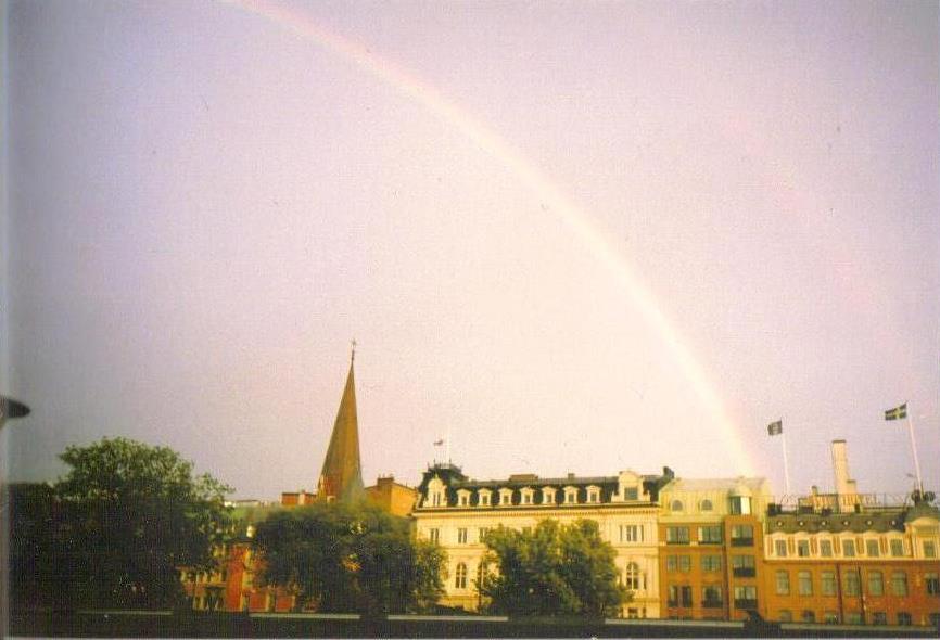 Regnbåge, Malmö