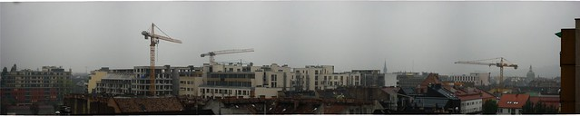 The Building Panorama