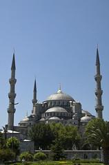 Mezquita Azul (Gabijm76) Tags: building arquitectura mezquita turquia estambul
