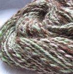 HOBGOBLIN - handspun alpaca yarn - 125 yards