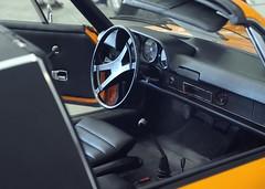 Porsche 914-6 #11 (cjcam) Tags: classic cars vintage nikon interior porsche ventura d3 914 9146 seasidepark bwcircularpolarizer germanautofest 2470mmf28g venturashow