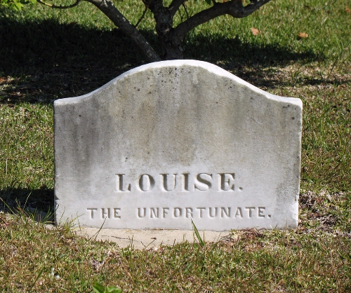 louise the unfortunate