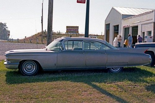 1960 Cadillac Fleetwood Sixty Special - a photo on Flickriver
