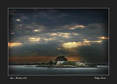 Sn - L'Ile Quistinic - Morbihan 2009 (Philippe Hernot) Tags: mer france water landscape eau bretagne kodachrome paysage morbihan 56 golfe sn mywinners philippehernot ringexcellence