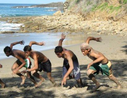 Entrenamiento Playa Marcella 023