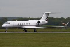 N509QS - 637 - Netjets - Gulfstream V - Luton - 090506 - Steven Gray - IMG_2139