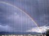 Línea de colores (Neuhroz) Tags: arcoiris colores cielo nubes doblearcoiris