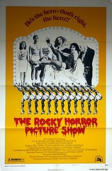 The Rocky Horror Show  1975 Style B. US One Sheet Original Vintage Movie Poster (Vintage Movie Posters) Tags: comedy musical meatloaf rockyhorrorshow timcurry vintagemovieposter usonesheet originalfilmposter