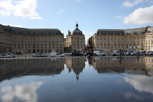Obligatory Bordeaux Reflection Shot