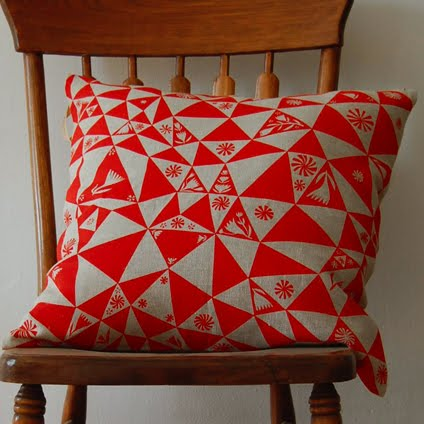 Lake Jane - Lena Corwin pillow