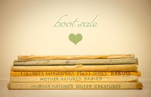 Boot Sale Love