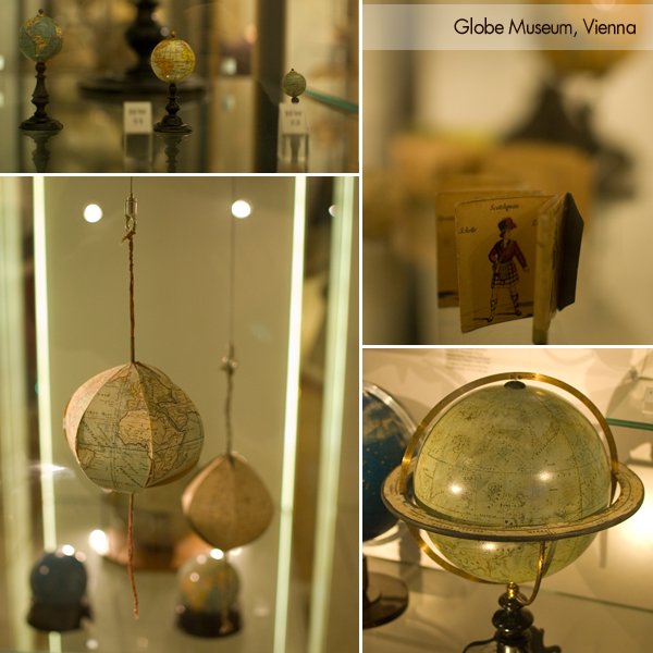 Globe Museum, Vienna