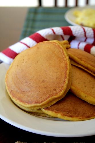 Pumpkin Bread, pancakes, truffles 027