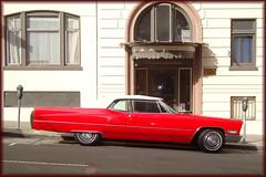 Old Caddy, San Francisco