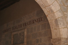 Liberte... (katya_since1990) Tags: france liberte egalite fraternite perpignian