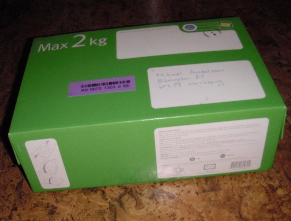 Posten skicka paket