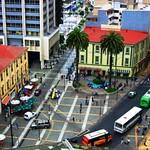 Valparaíso: Plaza Anibal Pinto