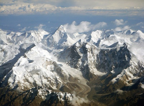 tien shan mountains. in Tian Shan mountains.