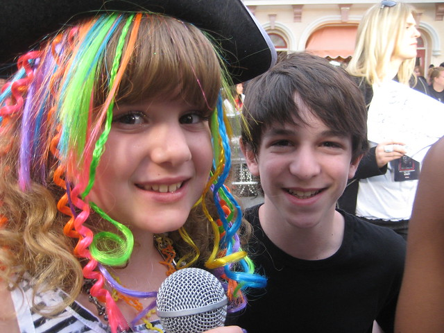 11-0507 POTC Premiere-Piper with Zachary Gordon by PiperReese
