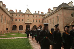 Let's walk together (William & Mary Photos) Tags: college virginia mary william wm williamsburg williamandmary commencement graduate grad wandm wmgrad wmgrad11