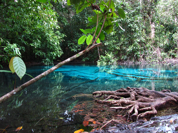 Sa Marakot (Emerald and Blue Pools)