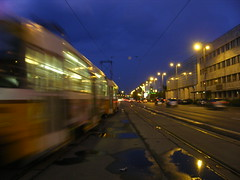 the tram (oana-emilia) Tags: travel public budapest transport tram outstandingromanianphotographers