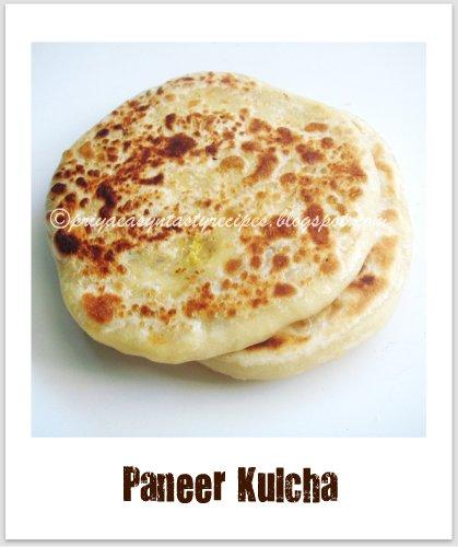 Paneer Kulcha