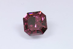 Rhodolite Garnet (Peter Torraca) Tags: red purple brilliant gem garnet gemstone asscher torraca rhodolite