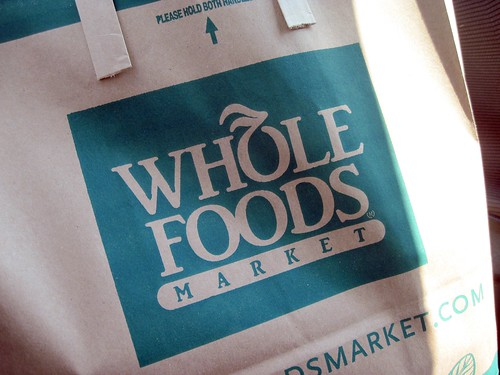 Trip to Whole Foods