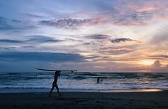 Oldman Beach @Canggu (Talita. ʅ(‾◡◝)ʃ) Tags: bali indonesia surf batubolong oldman beach canggu