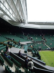 New roof at Wimbledon