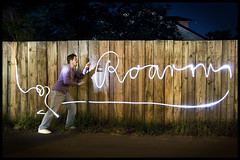 "light writing ""ROARR"" (andreas gessl) Tags: light lightpainting night writing painting austria crazy long exposure drawing tiger creative andreas cinematic lichtmalerei lightart lightdrawing longtime lichtmalen gessl lightjunkie andreasgessl"