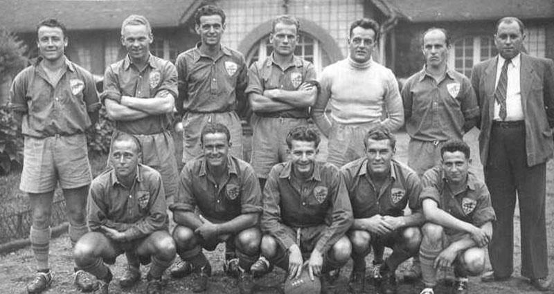 sochaux 1948-49