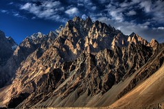 Tupopdan / Passu Cathedral (_skynet) Tags: travel pakistan favorite mountain mountains landscape backpacking karakoram unusual hunza hdr passu agakhan karakoramhighway tupopdan specland bluelist northernareasofpakistan passucathedral northernareaofpakistan passucones fotocompetitionbronze fotocompetitionsilver artofimages didarmubarak herowinner