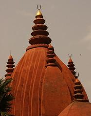 The Golden dome of Siva Dol (Rubi Borgohain) Tags: temple assam northeast historicindia sivasagar northeastindia indiatemples sivadol