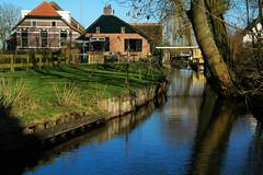 , Giethoorn ( | YELLOW Mao) Tags: netherlands nikon d70s giethoorn  18200mm