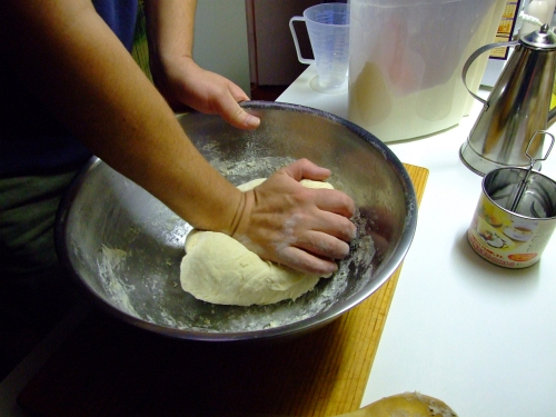 bread making 017