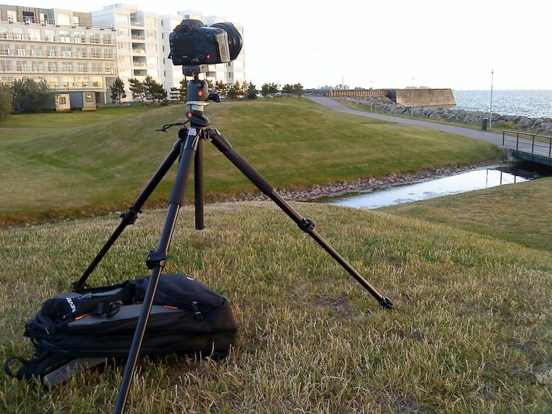 time-lapse setup 090605